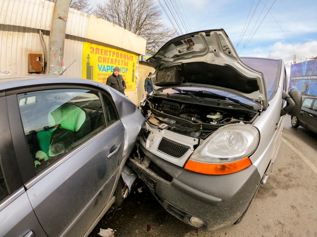 По данным полиции, водитель Renault находился в нетрезвом состоянии