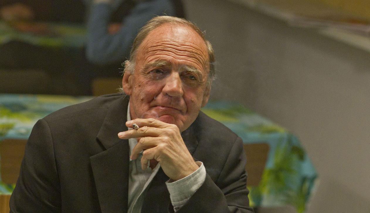 В возрасте 77 лет скончался Бруно Ганц