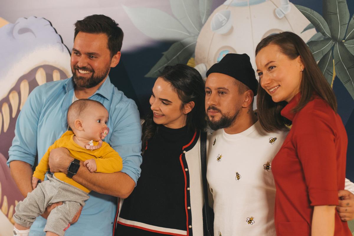 В понедельник, 11 февраля, в Киеве прошло мероприятие с участием украинского исполнителя Monatik