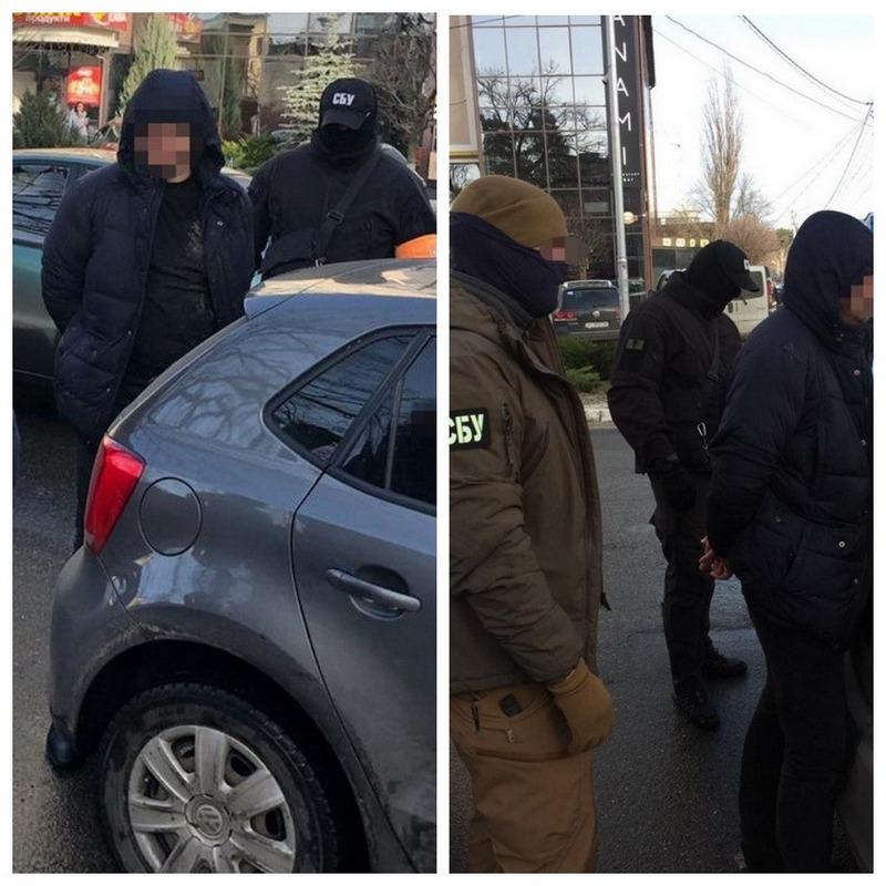 Следователя полиции задержали за взятку