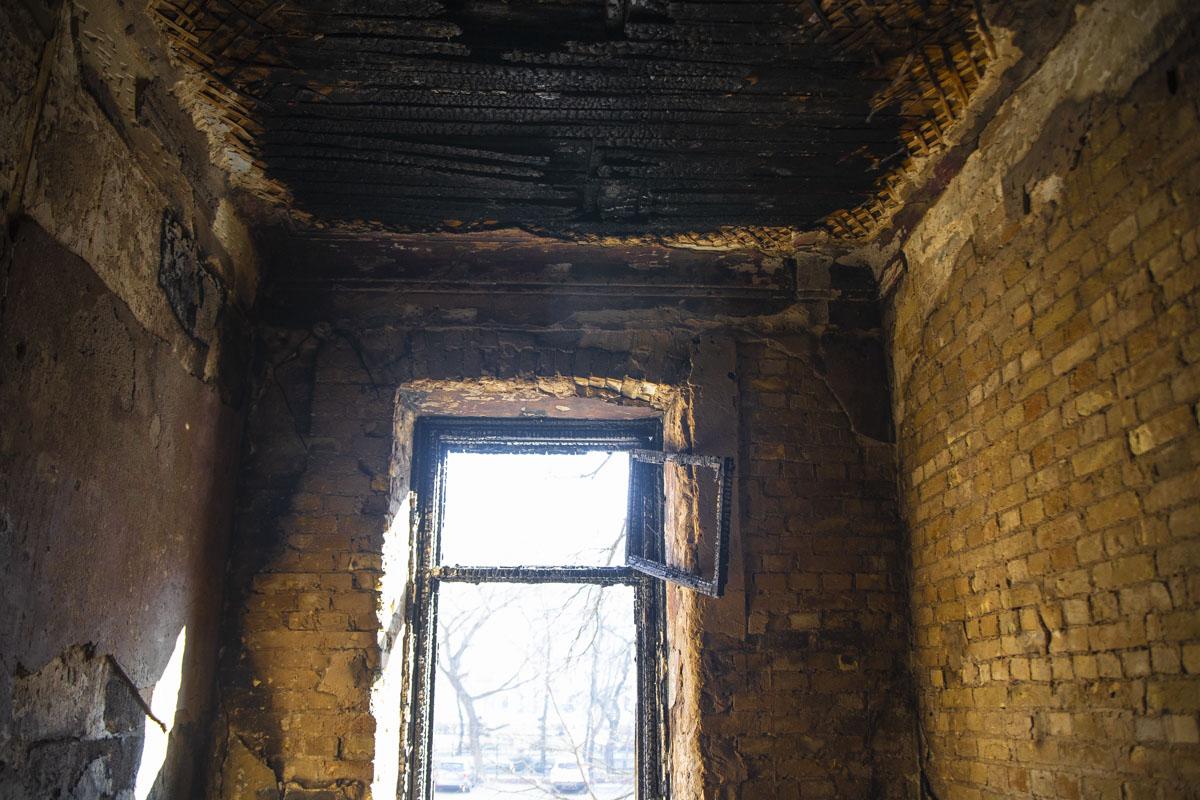 Спасатели успели оперативно локализовать очаг возгорание