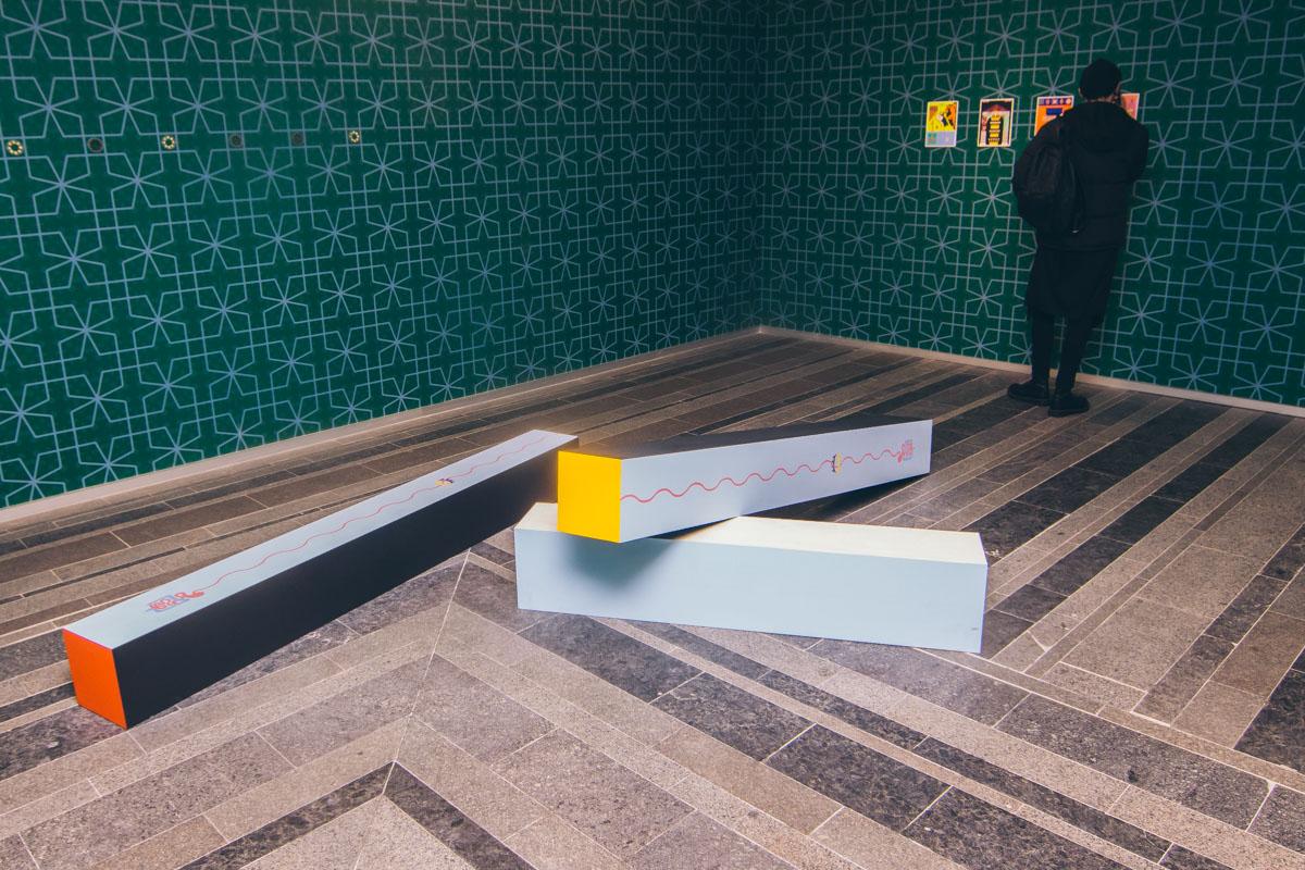 В своих работах художники строили модели будущего и рассуждали о трансформациях общества и личности