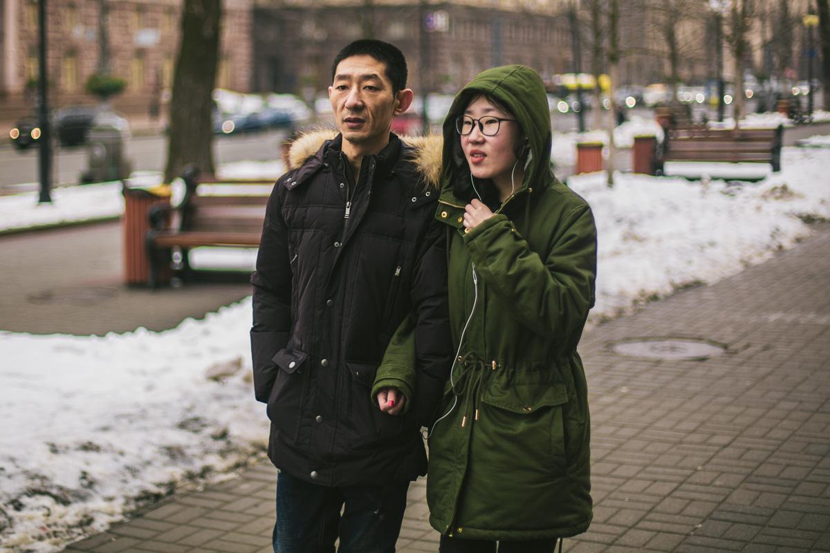 Любовь греет в холодную погоду и дарит веру в самые тяжелые периоды