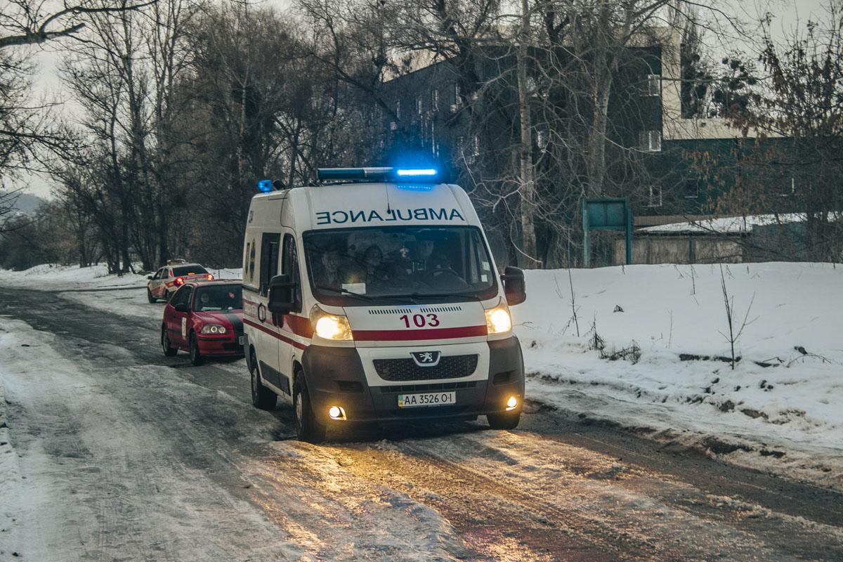 В заброшенном строении на территории Рыбхоза местные жители обнаружили тело 25-летнего парня