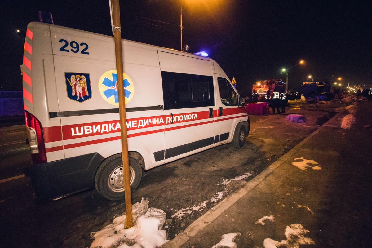 К счастью, в результате этой аварии никто не пострадал, даже водительVolkswagen, который отказался от госпитализации