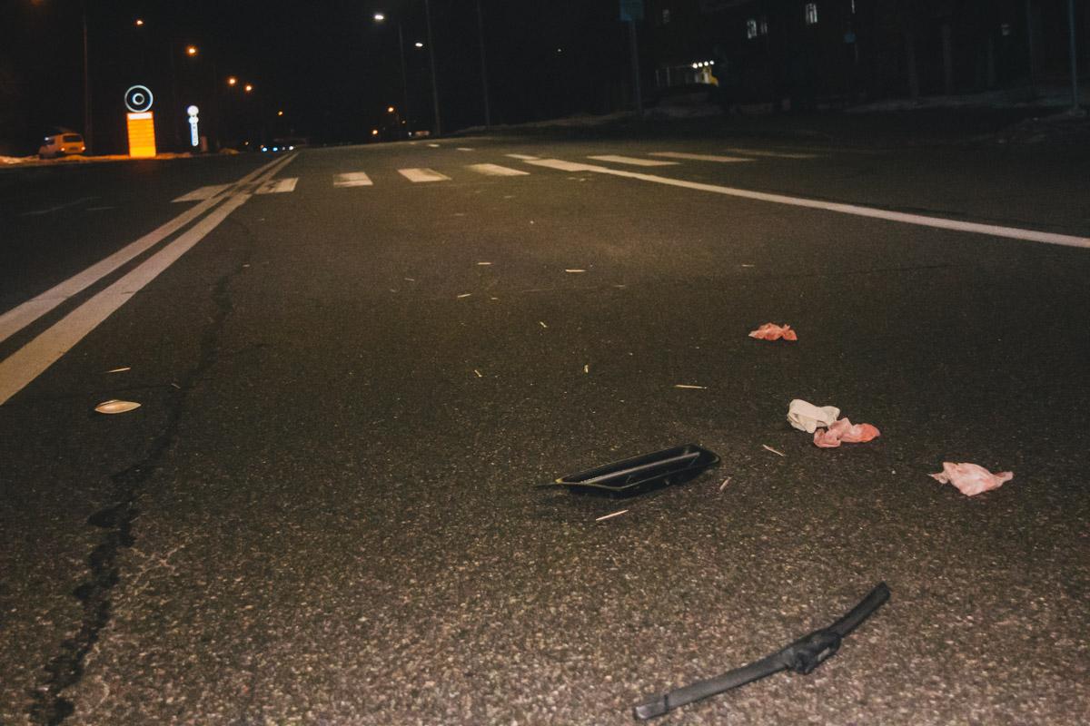 По данным полиции, пешеход переходил дорогу в неположенном месте