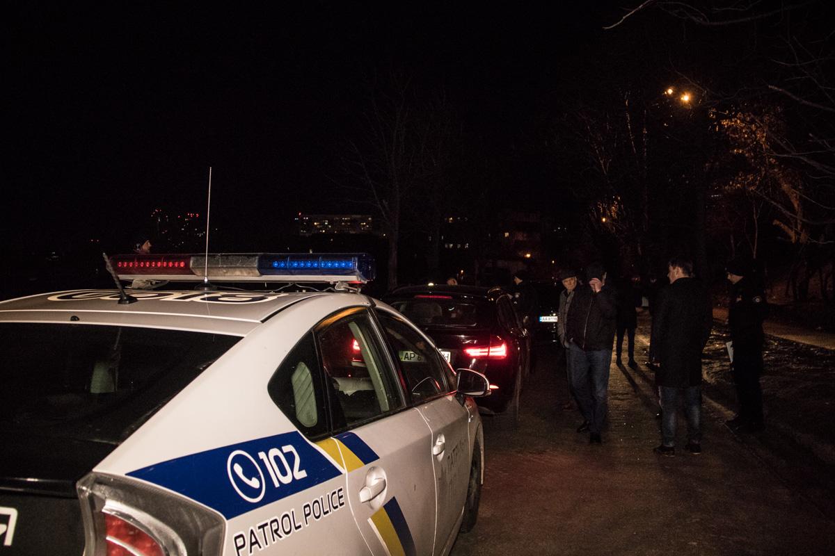 Когда на место происшествия прибыли полицейские, водитель Volkswagen, который едва держался на ногах, отказался проходить тест на алкоголь