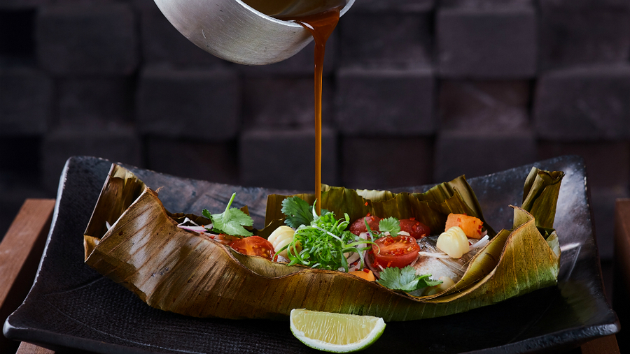 """Если вы являетесь поклонником японской и перуанской кухни, тогда загляните в """"Not only fish"""""""