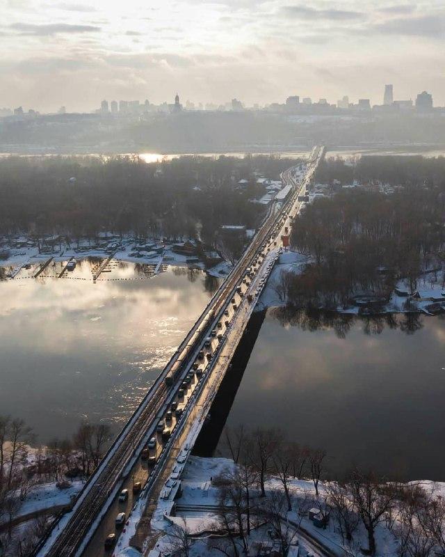 Киев, зачем ты такой красивый? Фото: @jekaloc