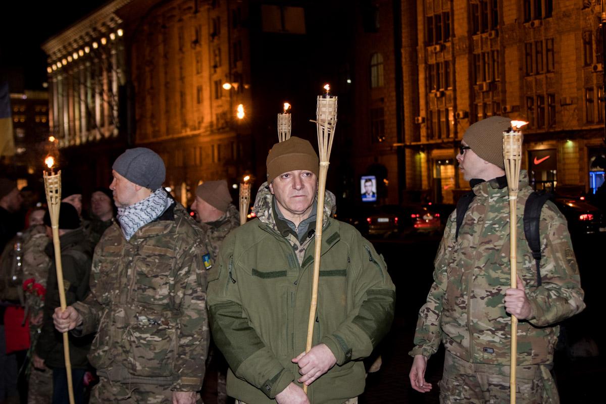 20 февраля жители Киева и всей Украины чтят память Героев Небесной Сотни