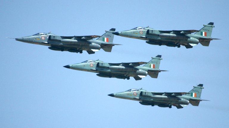 В Индии неподалеку от города Джайсалмер, потерпел крушение истребитель МиГ-27