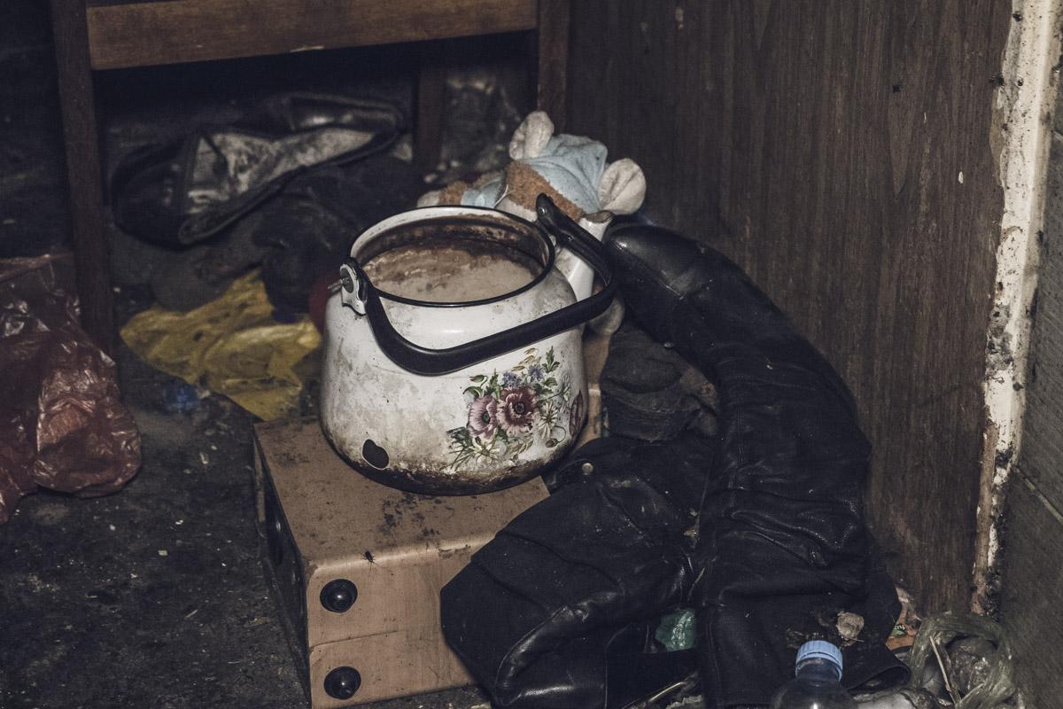 В среду, 6 февраля, около 22:00 в неблагополучной квартире вновь случилось возгорание