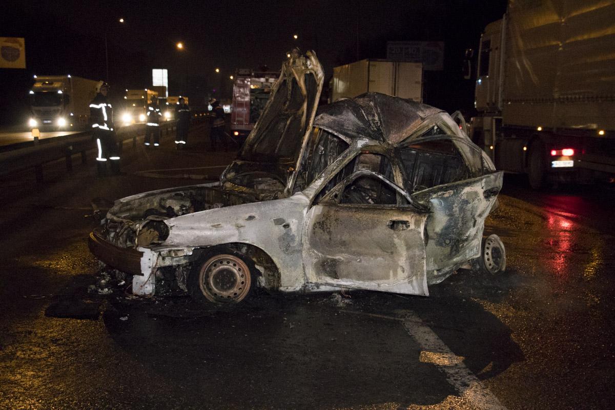 На Столичном шоссе произошло смертельное ДТП
