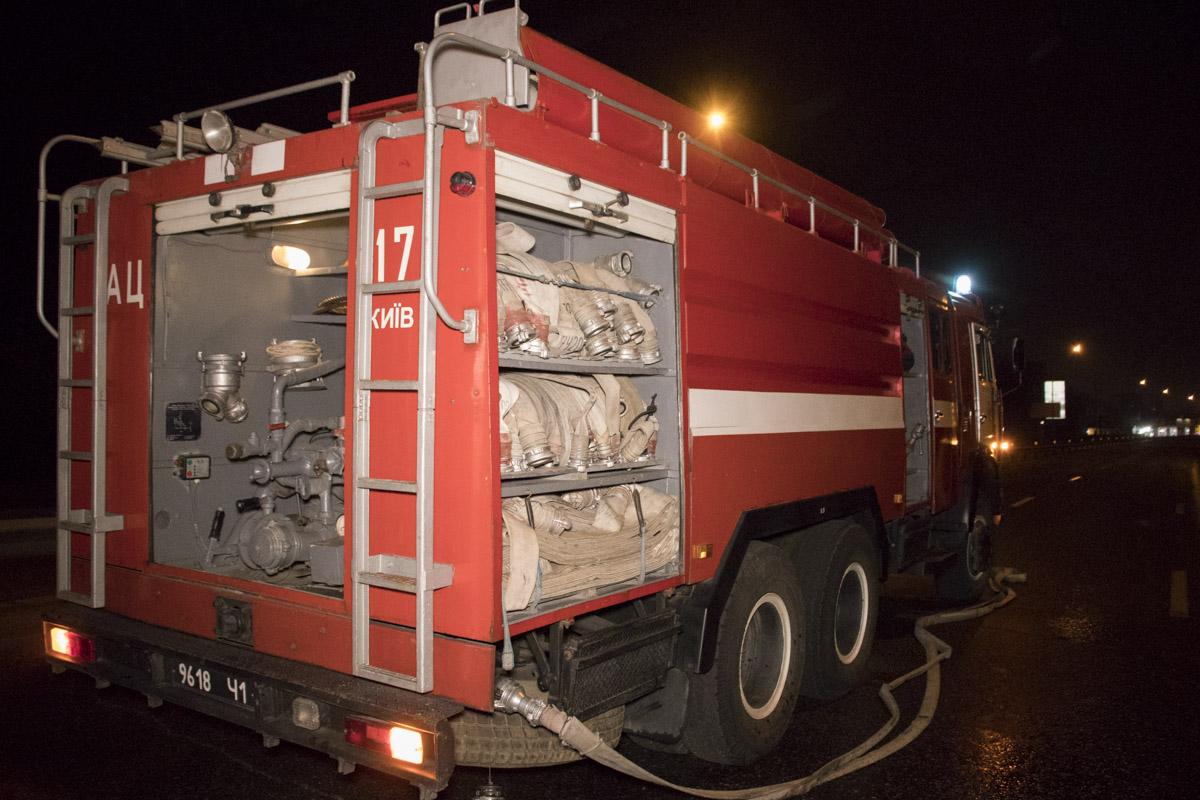 Спасатели обнаружили тело после ликвидации пожара