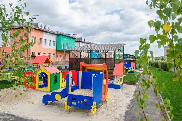 Новый детский садик на 220 мест