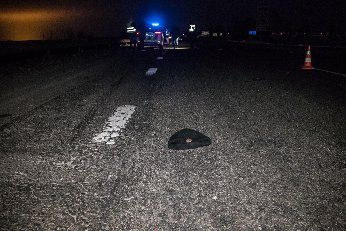 Водитель Renault скрылся, но спустя некоторое время его задержали правоохранители