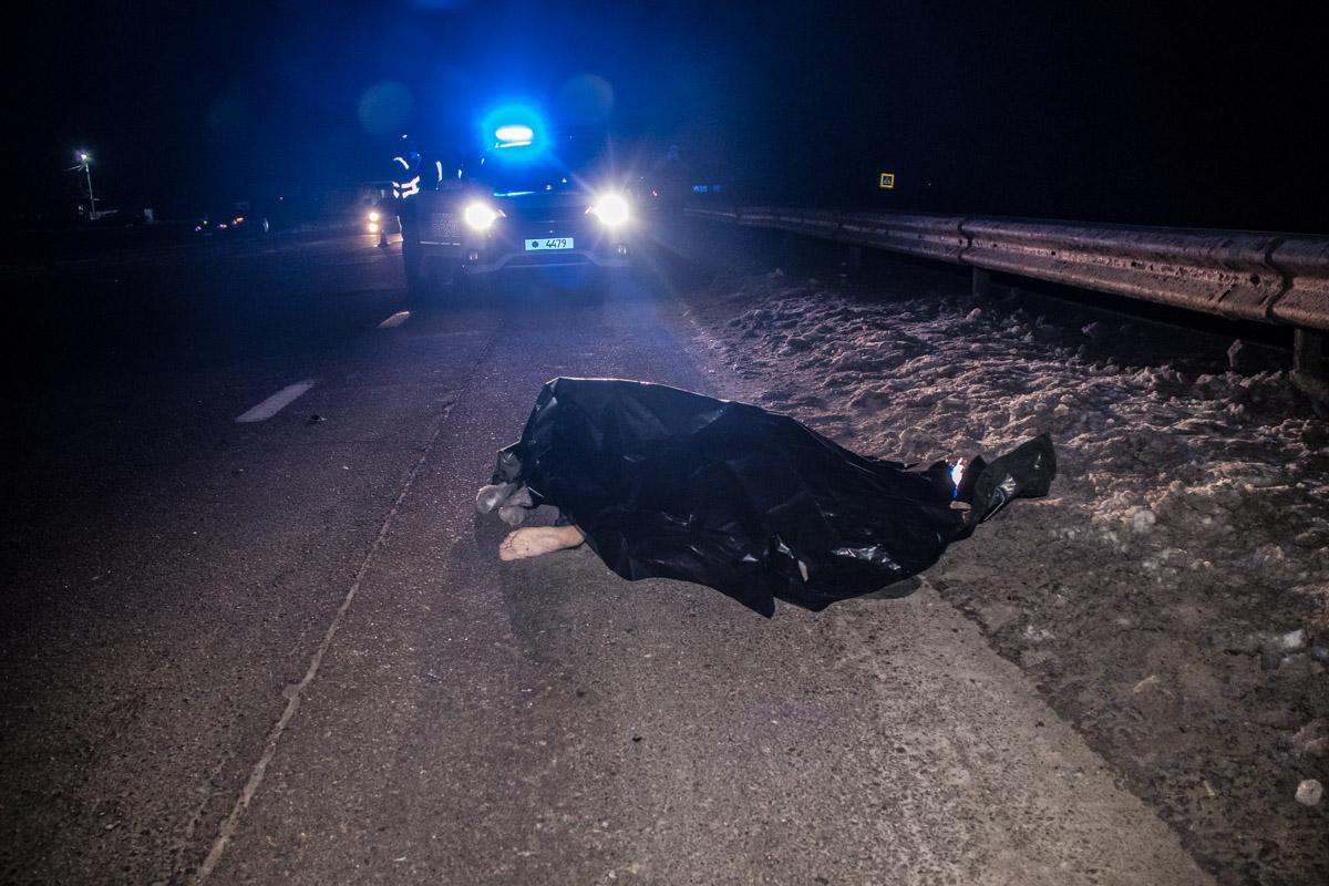 Личность погибшего установлена, им оказался 22-летний местный житель