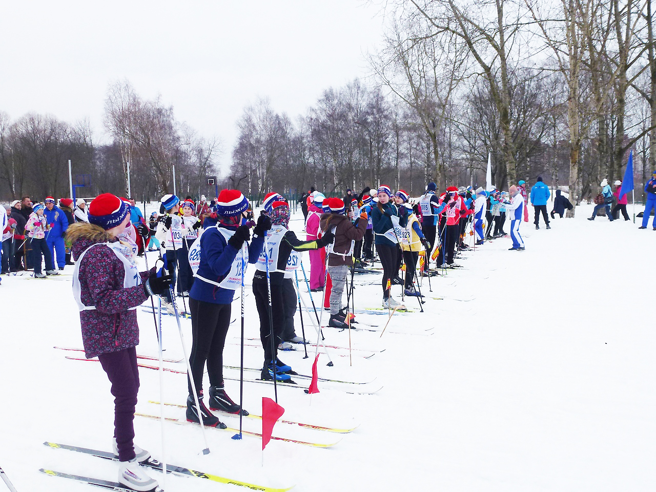 Эти соревнования подойдут как лыжным профи, так и тем, кто впервые стал на лыжи