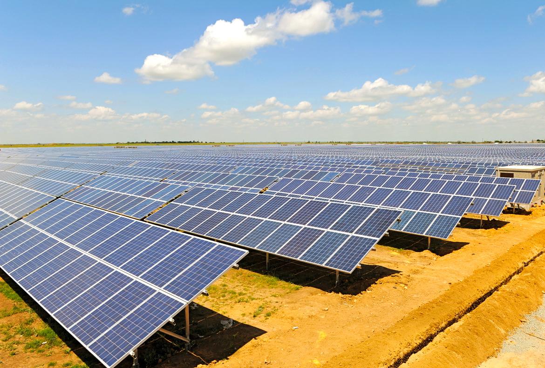 Новая солнечная электростанция способна обеспечить энергией до 100 тысяч домов