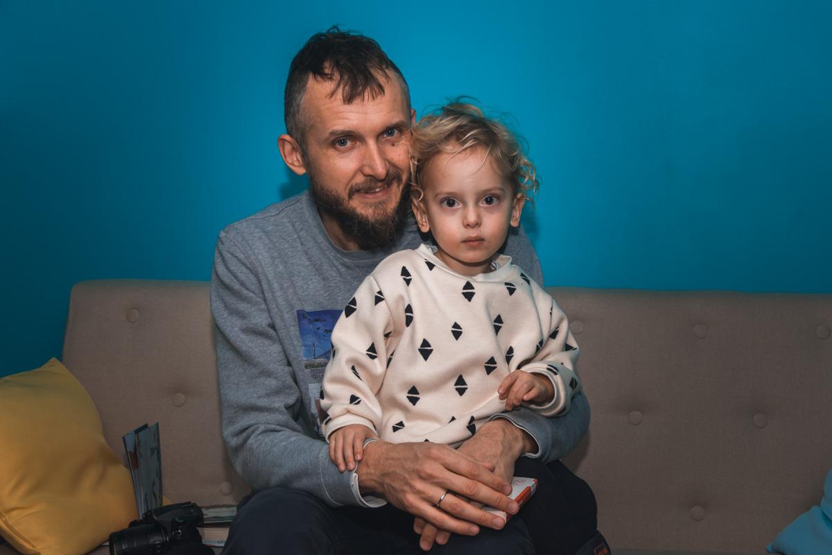 Сын путешественников Марк за свои 2 года и 9 месяцев побывал в 15 странах