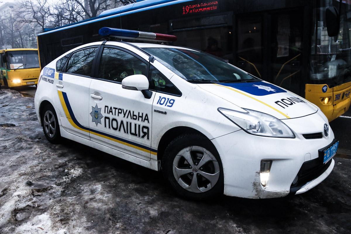 На месте работала следственно-оперативные группы Шевченковского и Главного управления полиции