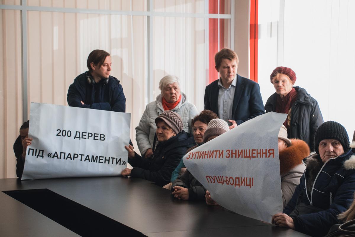 Претензия, которую к архитектурно-строительной комиссии предъявляет не только Николай, проста