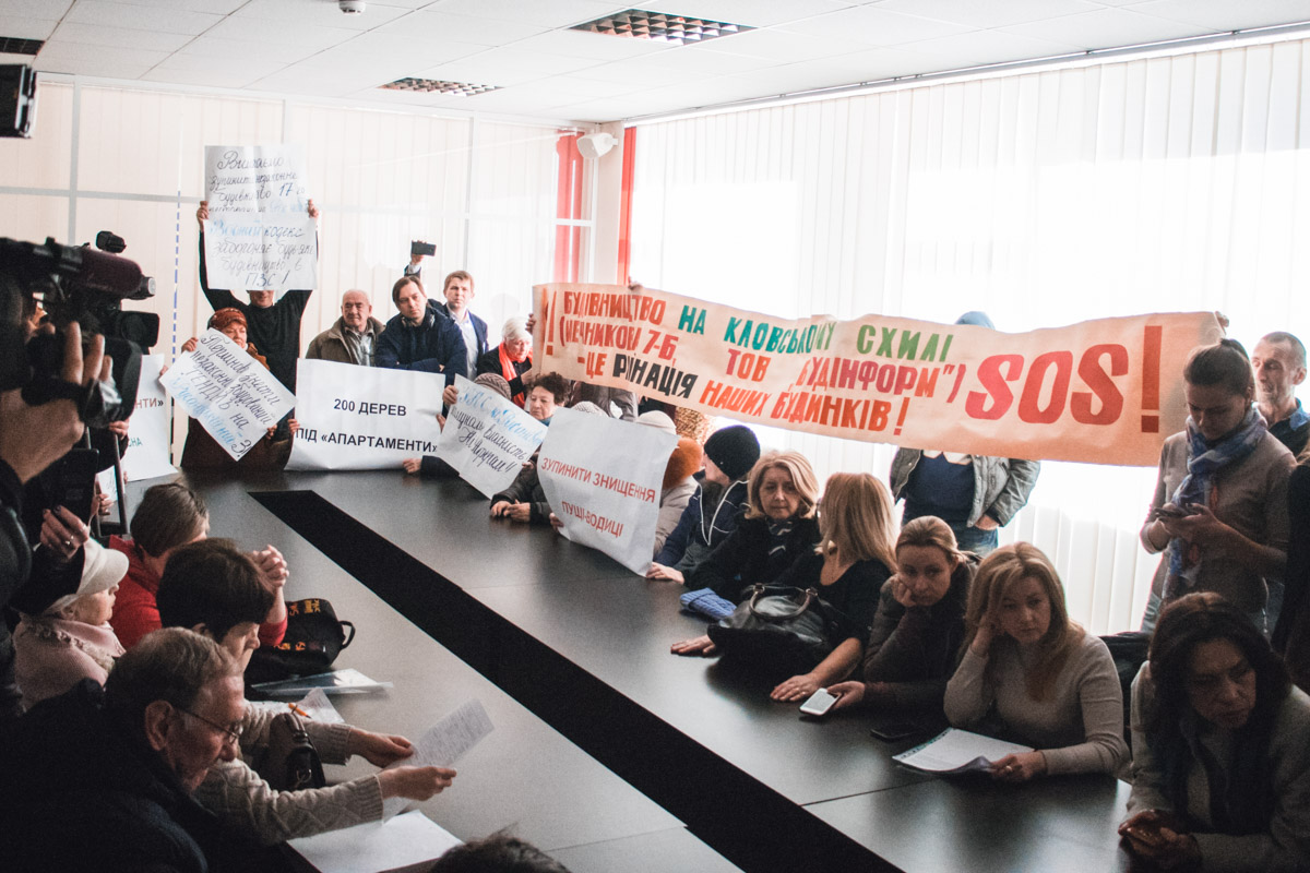 Основная претензия со стороны активистов - затягивание специалистами ГАСИ проверок и инспекций по спорным стройкам