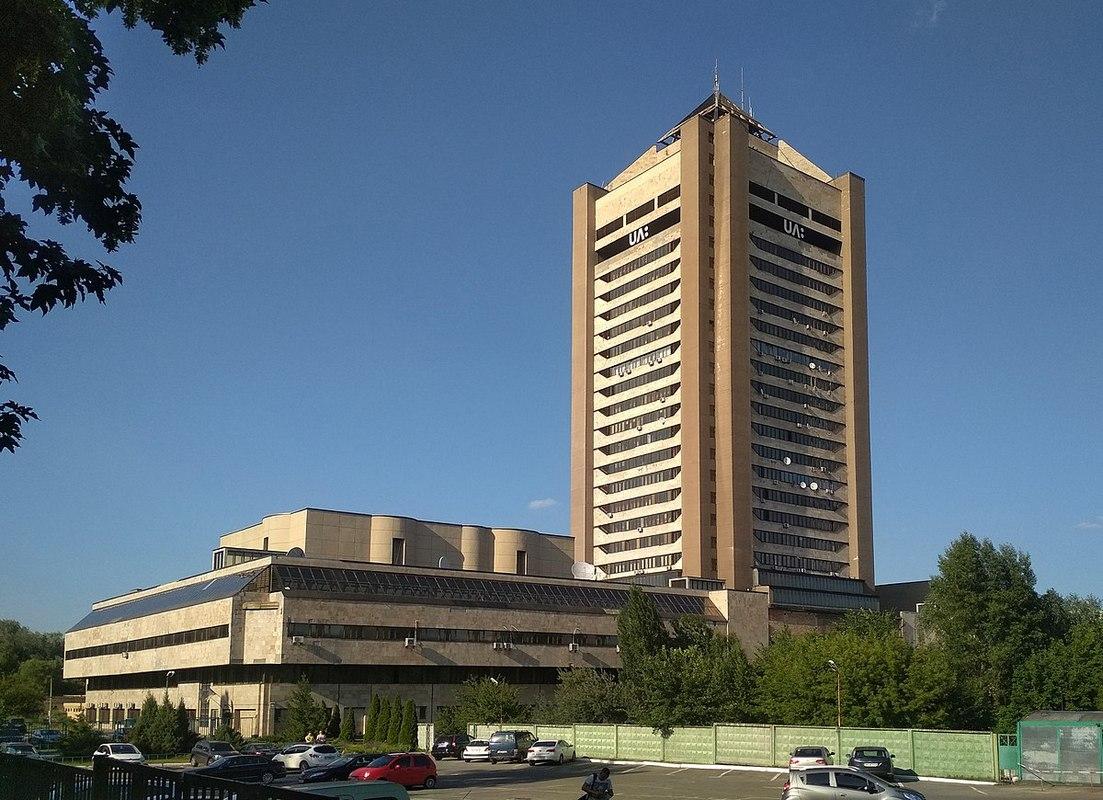 """Телецентр """"Карандаш"""" - 24-этажный небоскреб уникального телевизионного комплекса"""