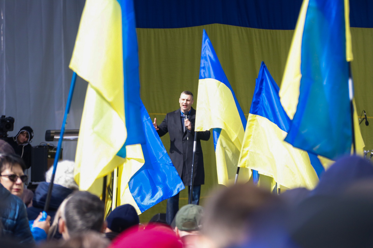 Виталий Кличко рассказал, как улучшился Киев за последние 5 лет