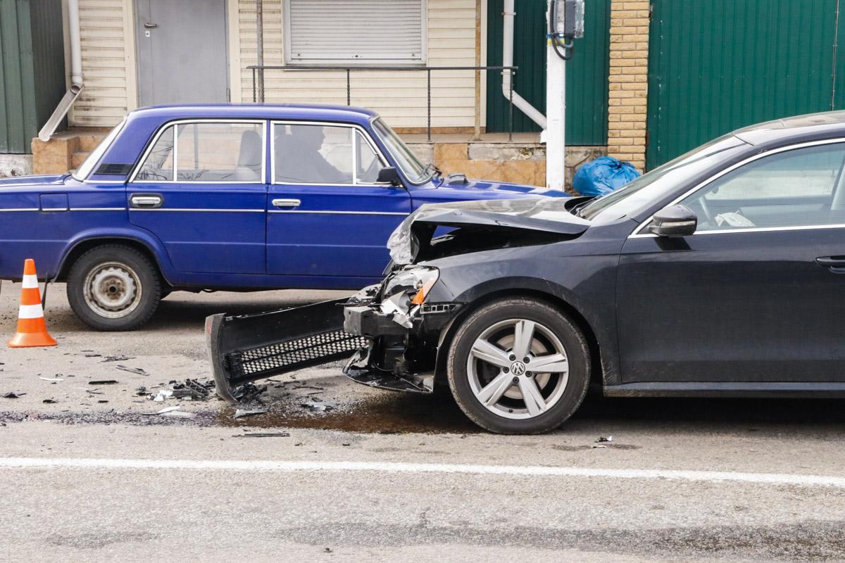 Причину и обстоятельства аварии предстоит установить полиции