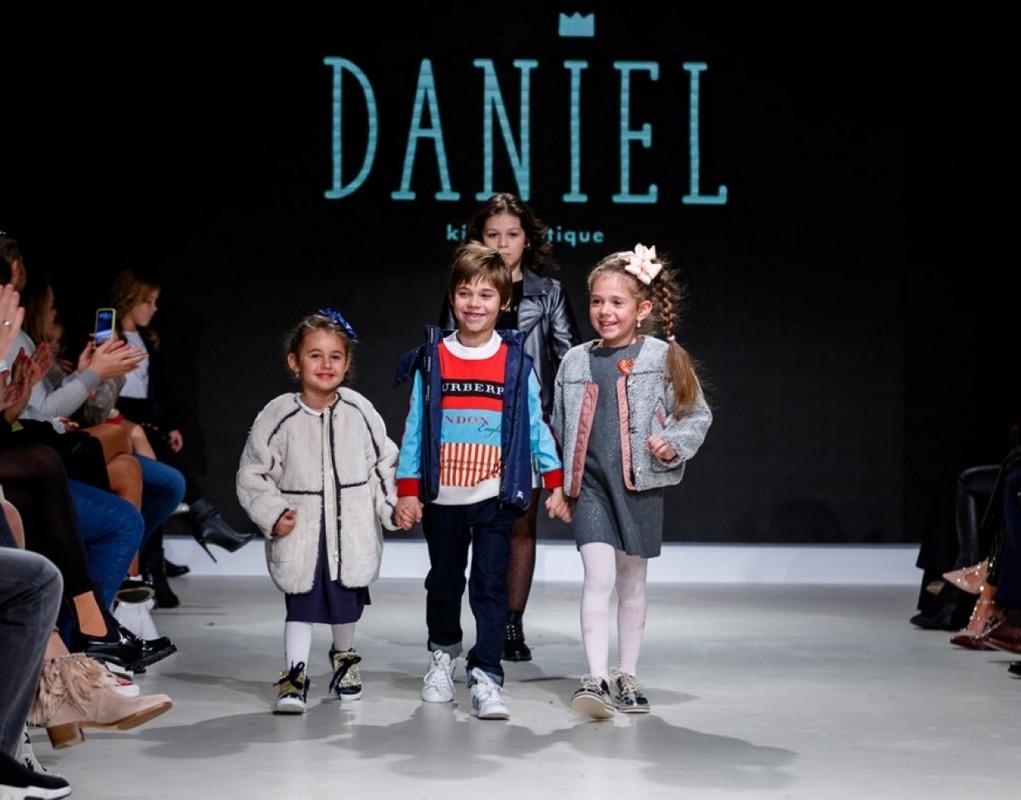 В Киеве покажут самые модные детские вещи на весну-лето 2019