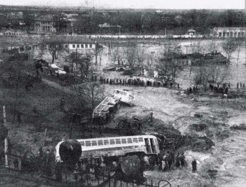 В аварии, по некоторым подсчетам, погибли 1,5-2 тысячи человек