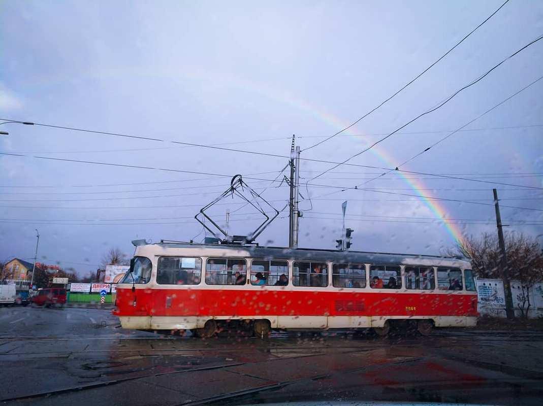 Такой разный Киев. Фото: @in.side.r