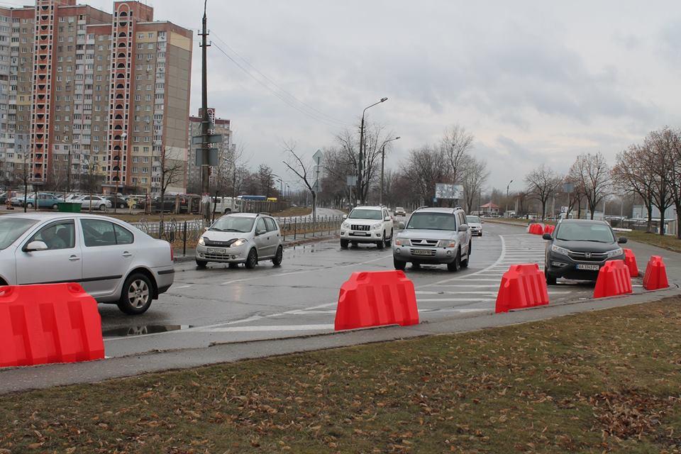 Это позволит разгрузить основную магистраль по проспекту Маяковского на выезде с Троещины