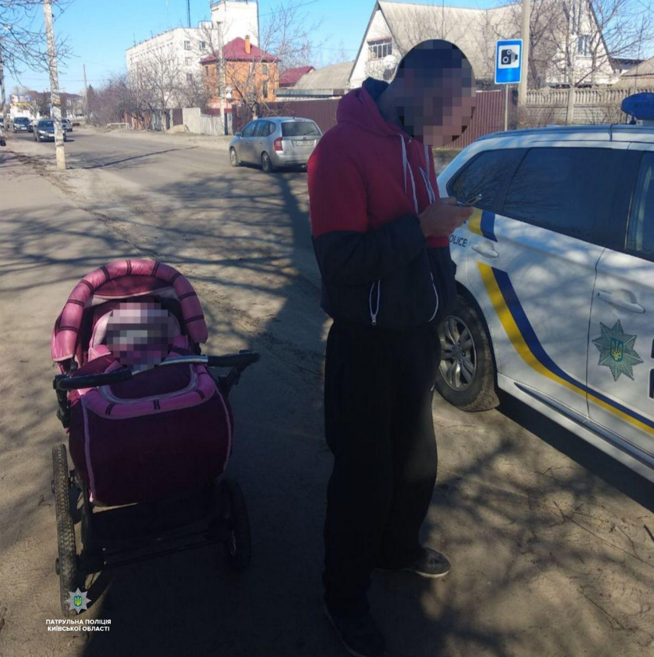 Мужчина довел двухмесячного ребенка до переохлаждения