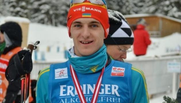 Причудный стал первым чемпионом мира по биатлону из Украины