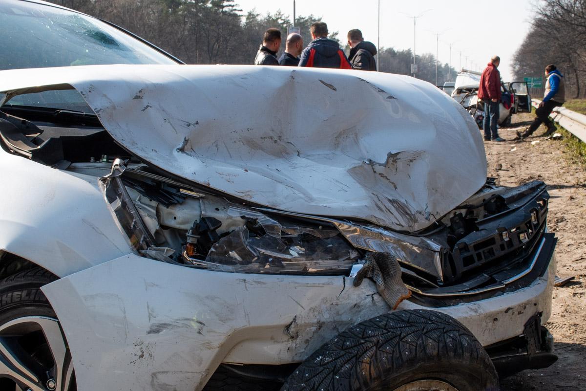 Что стало причиной аварии - неизвестно