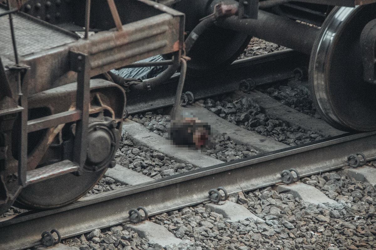 Тело лежало без головы, предварительно, его переехал поезд