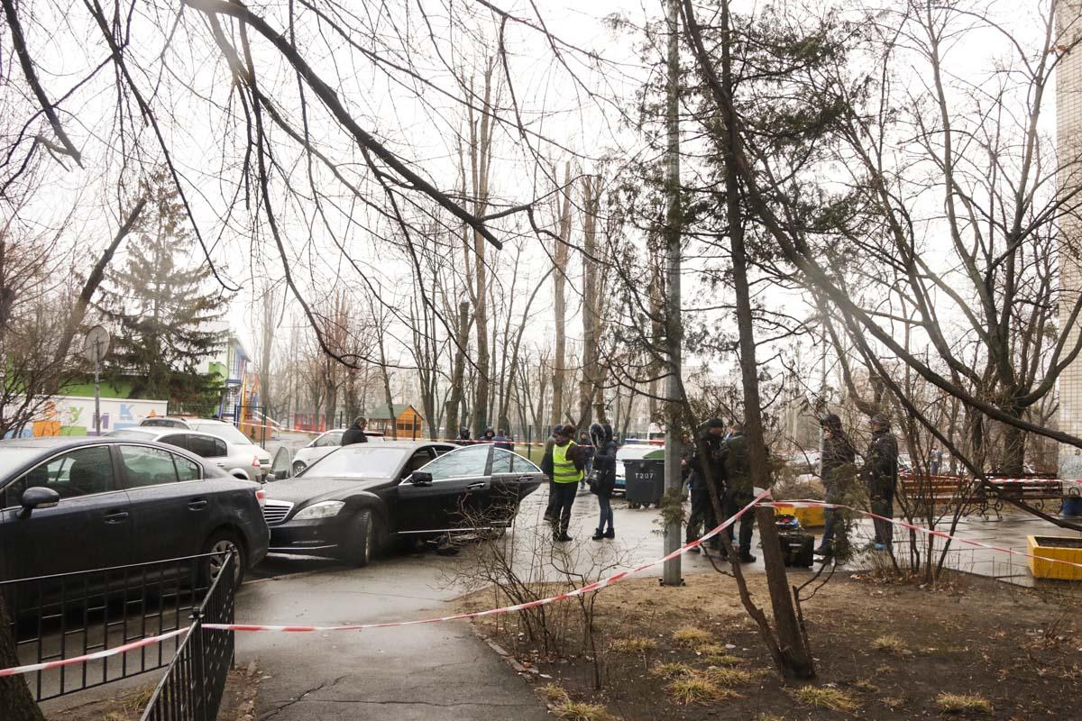 5 марта в Киеве произошло трагическое событие