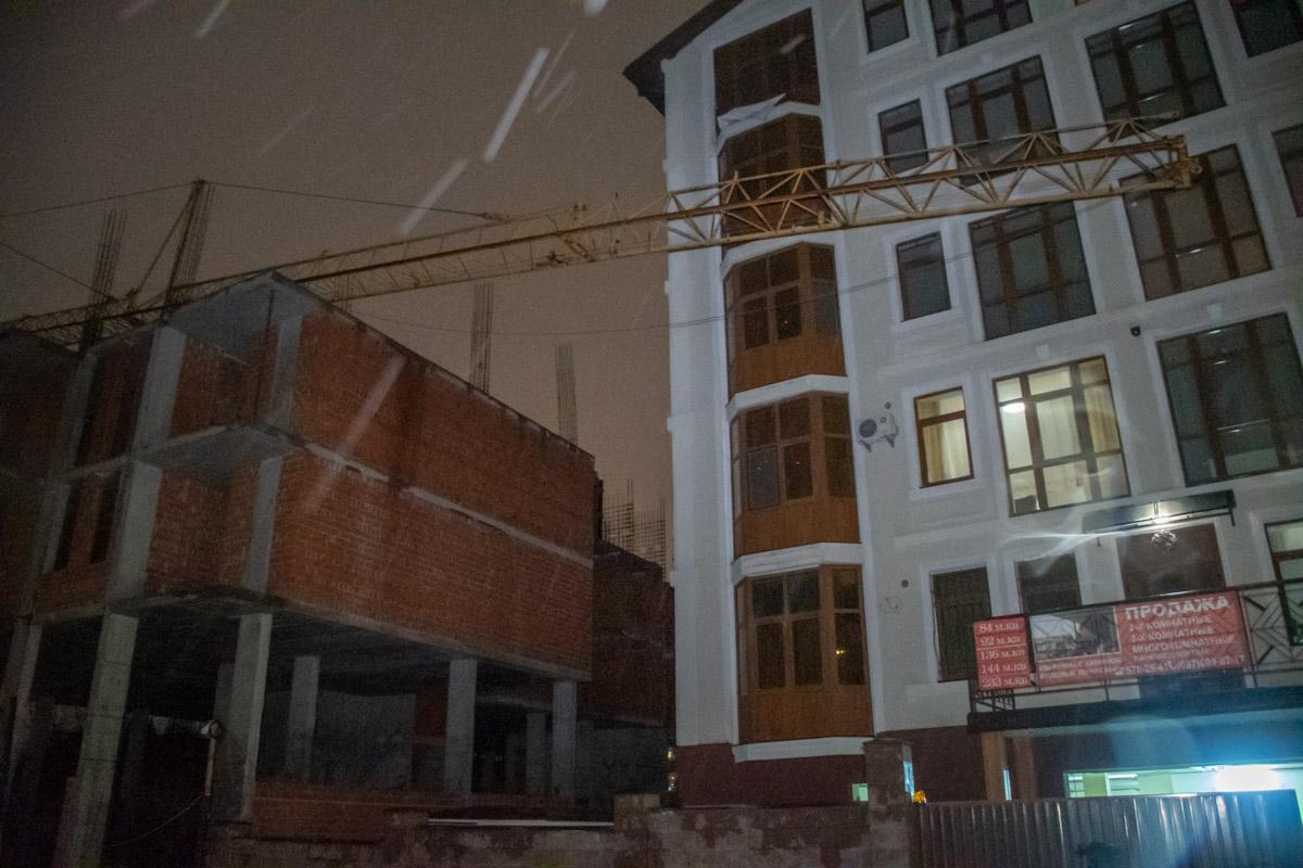 Инцидент случился в Киеве на стойке по адресу Лукьяновская, 19