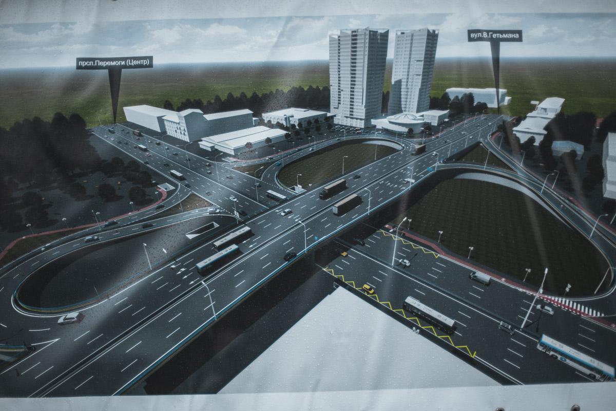 Пропускная способность нового моста будет на 20% больше