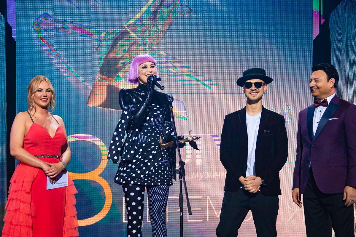 Эпатажная Maruv получила целых четыре награды
