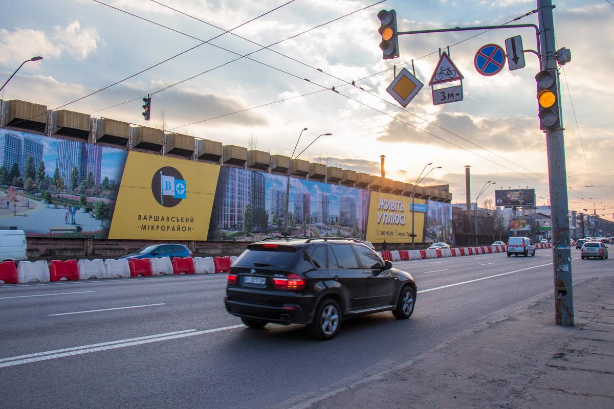 В субботу, 16 марта, Киев вступит в новую эру - эру ремонта Шулявского путепровода