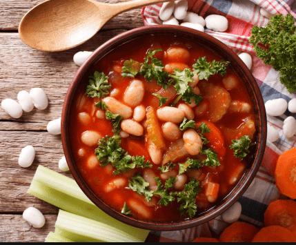 Рецепт данного постного супа крайне прост