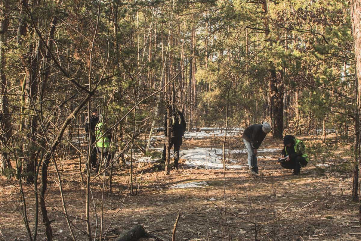 Тело обнаружили сотрудники конно-спортивного клуба
