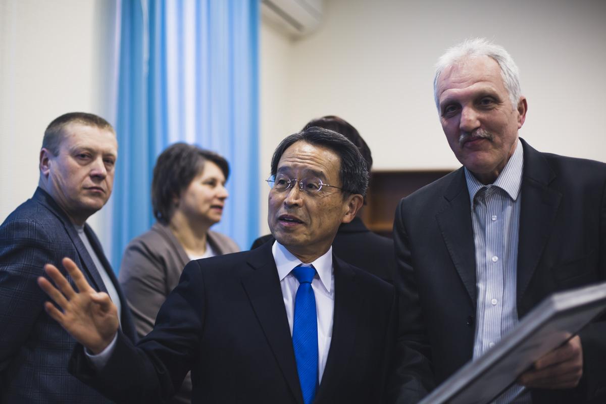В 2019 году Япония поддержала 12 проектов