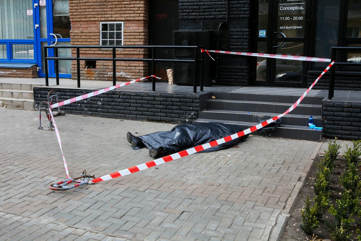По словам свидетелей, мужчине неожиданно стало плохо