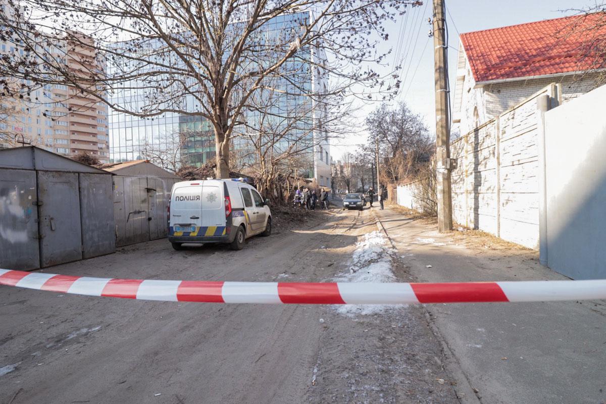 В воскресенье, 3 марта, в Киеве на улице Фрометовской, что в Голосеевском районе, нашли труп младенца