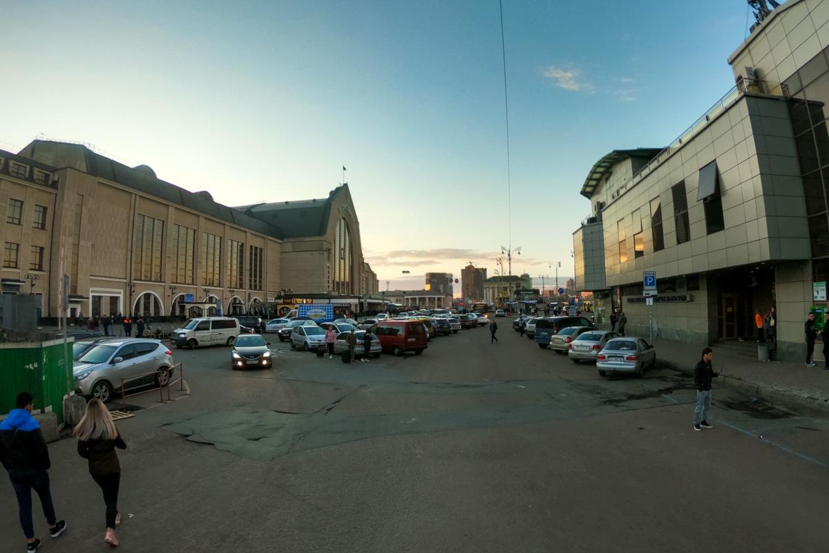 Около вокзала планируют улучшить транспортную развязку