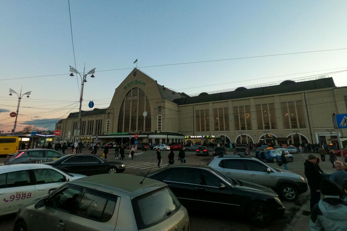 Проект реконструкции Вокзальной площади еще ждет немало доработок
